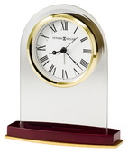 Howard Miller Glass Tabletop Clock - CHM4378