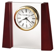 Howard Miller Jade Glass Alarm Clock - CHM4864