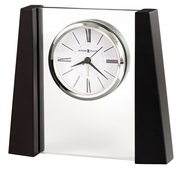 Howard Miller Contemporary Jade Glass Alarm Clock - CHM4866