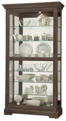 Howard Miller CHM5056 Deluxe Curio Cabinet (Made in USA)