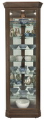 Howard Miller CHM5060 Deluxe Corner Curio Cabinet (Made in USA)