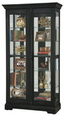 Howard Miller CHM5076 Deluxe Curio Cabinet (Made in USA)