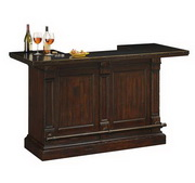 Howard Miller CHM4252 Harbor Springs Deluxe Rustic Hardwood Bar