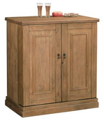 Howard Miller Clare Valley Console Wine and Bar Cabinet in Relaxed Classic Finish