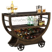 Howard Miller Happy Hour Wine Cabinet - CHM5096