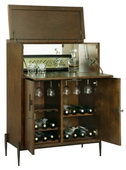Howard Miller Open Cellar Wine Cabinet - CHM5100