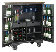 Howard Miller Bev Chest Wine Cabinet - CHM5106