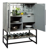 Howard Miller CHM5346 Wine Cabinet / Bar