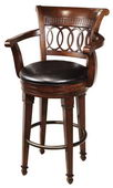 Howard Miller Cortland Swivel Bar Stool - CHM3782