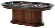 Howard Miller Bonavista Rustic Cherry Game Table