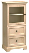 27in Wide Howard Miller Custom Home Storage Cabinet - CHM4444