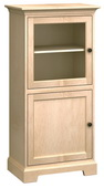 27in Wide Howard Miller Custom Home Storage Cabinet - CHM4448