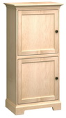 27in Wide Howard Miller Custom Home Storage Cabinet - CHM4460