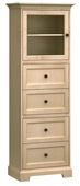 27in Wide Howard Miller Custom Home Storage Cabinet - CHM4484