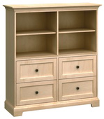 50in Wide Howard Miller Custom Home Storage Cabinet - CHM4492