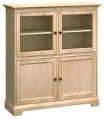 50in Wide Howard Miller Custom Home Storage Cabinet - CHM4500