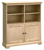 50in Wide Howard Miller Custom Home Storage Cabinet - CHM4508