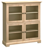 50in Wide Howard Miller Custom Home Storage Cabinet - CHM4512