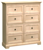 50in Wide Howard Miller Custom Home Storage Cabinet - CHM4516