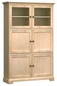 50in Wide Howard Miller Custom Home Storage Cabinet - CHM4520