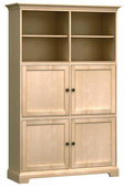 50in Wide Howard Miller Custom Home Storage Cabinet - CHM4524
