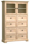 50in Wide Howard Miller Custom Home Storage Cabinet - CHM4528