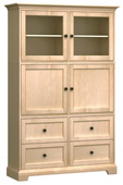 50in Wide Howard Miller Custom Home Storage Cabinet - CHM4536