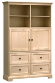 50in Wide Howard Miller Custom Home Storage Cabinet - CHM4540