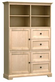 50in Wide Howard Miller Custom Home Storage Cabinet - CHM4544