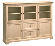73in Wide Howard Miller Custom Home Storage Cabinet - CHM4568