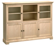 73in Wide Howard Miller Custom Home Storage Cabinet - CHM4576