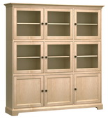 73in Wide Howard Miller Custom Home Storage Cabinet - CHM4596