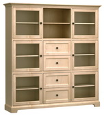 73in Wide Howard Miller Custom Home Storage Cabinet - CHM4604