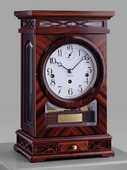 Kieninger Mantel Clock Made in Germany