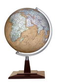 12in Discovery Desk Globe Antique Ocean - CRP1737