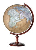 12in Discovery Desk Globe Antique Ocean - CRP1752
