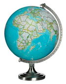 12in National Geographic Bowers Desk Globe Blue Ocean - CRP1797