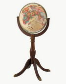 16in Replogle Sherbrooke Antique Floor Globe - CRP1038