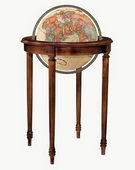16in Replogle Regency Antique Floor Globe - CRP1044