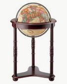 16in Replogle Westminster Deluxe Antique Floor Globe - CRP1062
