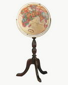 16in Replogle Cambridge Antique Floor Globe - CRP1065