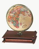 12in Replogle Premier Deluxe Antique Desk Globe - CRP1140