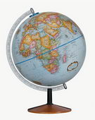 12in Replogle Biscay Blue Deluxe Desk Globe - CRP1170