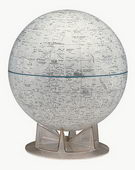 12in Replogle Moon NASA Educational Desk Globe - CRP1206