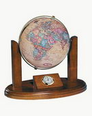 6in Replogle Executive Antique Desk Globe - CRP1224