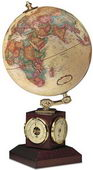 9in Replogle Weather Watch Deluxe Desk Globe - CRP1242
