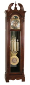 Ridgeway Zeeland Chiming Grandfather Clock (Made in USA) - CRW3089