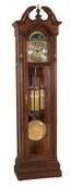 Ridgeway Martinsville Triple 8-Day Chiming Grandfather Clock - CRW3107