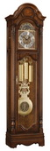 Ridgeway CRW3218 Deluxe Triple Chiming Grandfather Clock (Made in USA)