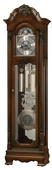Ridgeway CRW3434 Deluxe Chiming Grandfather Clock (Made in USA)